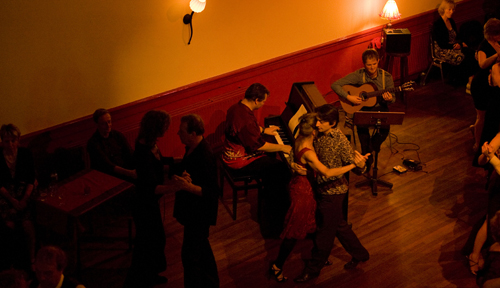 Salon Tango Entero in Concertzaal Oosterbeek